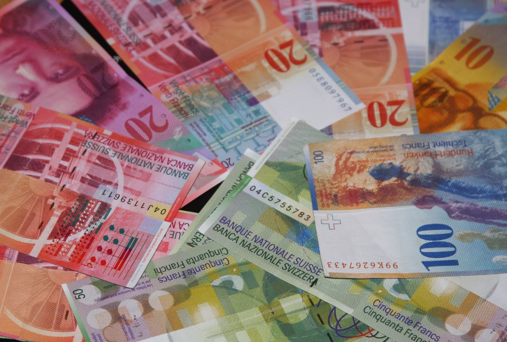 Швейцарские банки с форексом